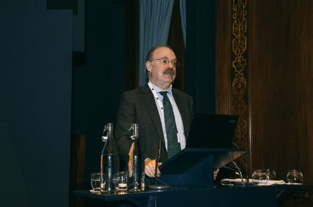 Sir Mark Walport speaking