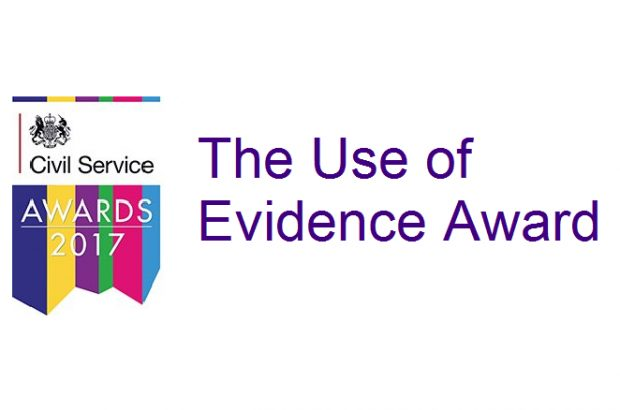 The Use of Evidence Award