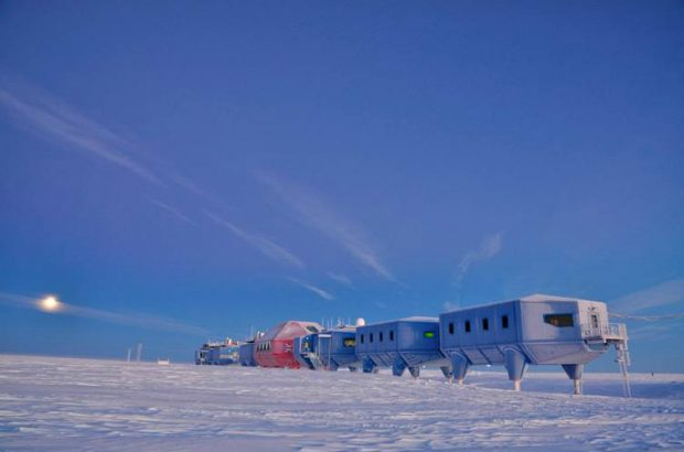 Halley Research Base, Antarctica