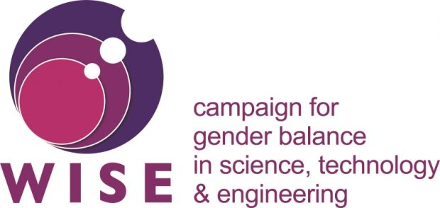 Image shows the logo for WISE